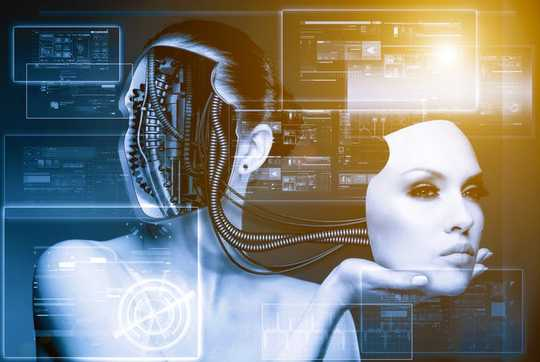 Robot Seks Meningkatkan Potensi Bagi Keganasan Berbasis Jantina
