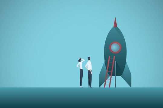 Den överraskande minskningen av entreprenörskap och innovation i väst