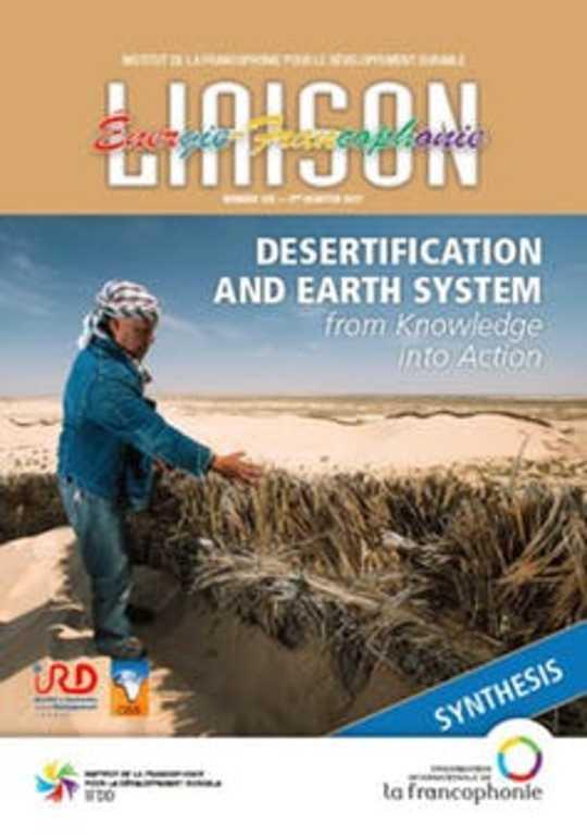 Den enorme utfordringen med ørkenning i Afrika sør for Sahara