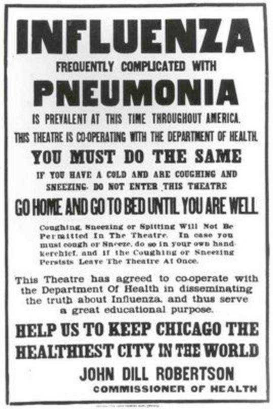 Đại dịch lớn nhất trong lịch sử là 100 năm trước - nhưng nhiều người trong chúng ta vẫn nhận được những sự kiện cơ bản sai
