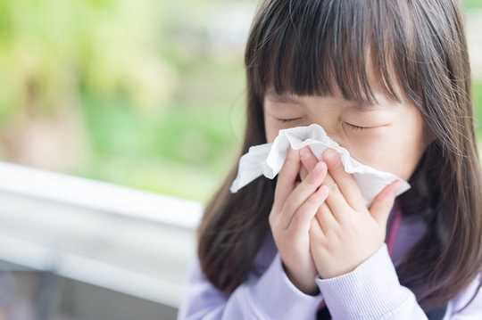There Is Little Evidence That Antihistamines Actually Help Children With Colds