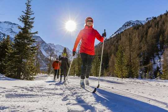 The January Blues: Cross-country Skiers Hold Clues To Beating It