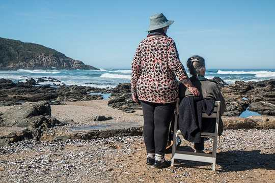 Caring For Someone With Dementia Is Stressful But Rewarding