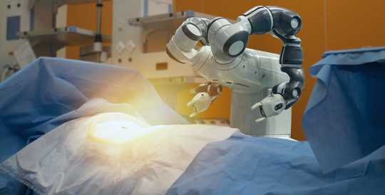 Robotic Health Care Is Coming To A Hospital Near You