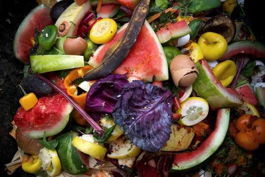 قلل من نفايات الطعام الخاصة بك لتوفير المال وزيادة الصحة وتقليل انبعاثات ثاني أكسيد الكربون