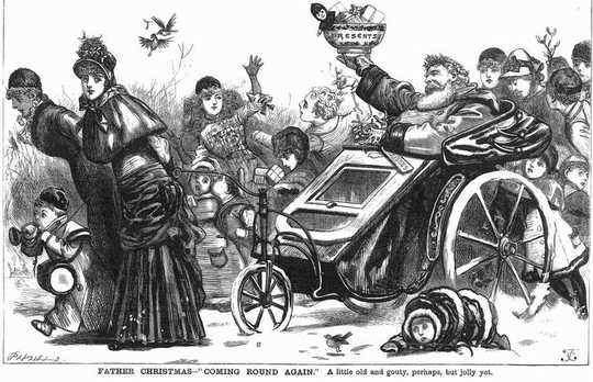 How Advertising Through The Ages Has Shaped Christmas