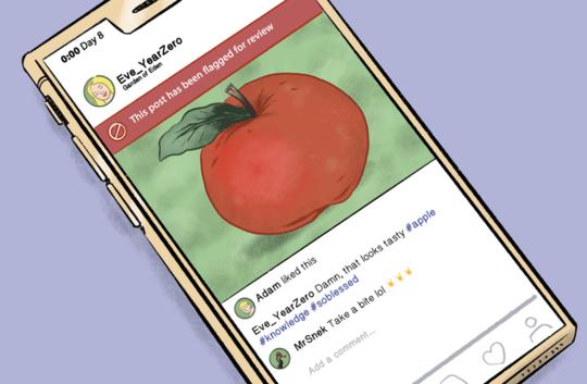 Ytringsfrihed: En historie fra den forbudte frugt til Facebook