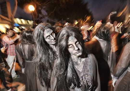 Toe Halloween die gevaarlikste vakansie van Amerika geword het