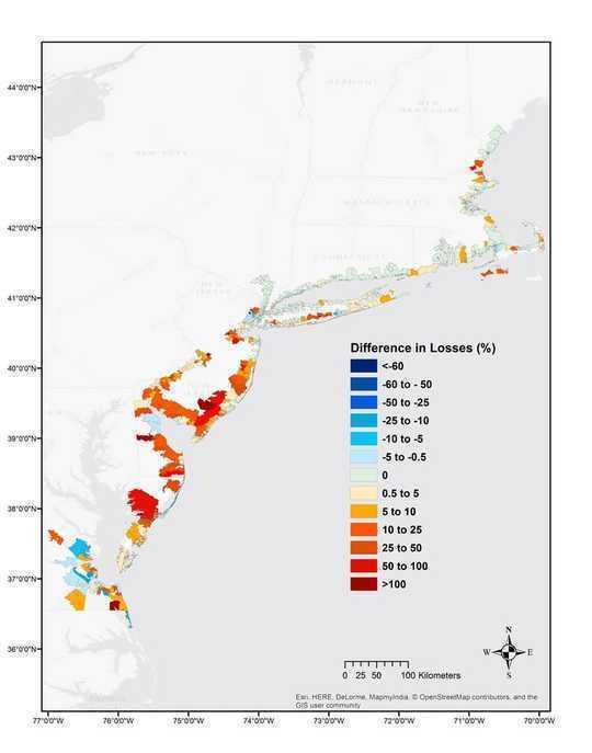 Når fellesskap gjenoppbygges etter orkaner, kan våtmarker redusere skade på eiendommer betydelig