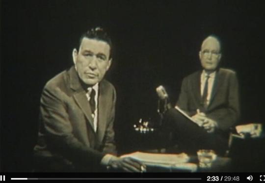 Fehlinformationen, Ausweichen und das Informationsproblem von Live-TV-Interviews