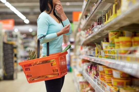 Supermarkets Put Junk Food On Special Twice As Often As Healthy Food