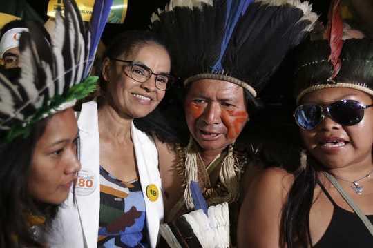 ブラジルの福音主義者は、神の地球の虐待を罪と見なしていますが、アマゾンを救うために戦うのでしょうか?