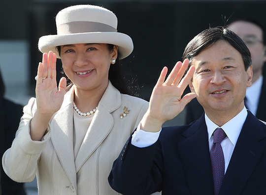 Japans nächster Kaiser ist ein moderner, mehrsprachiger Umweltschützer