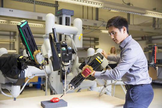 Ваши будущие коллеги могут быть роями роботов