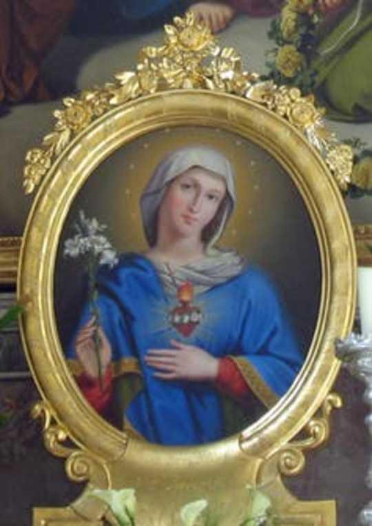 كيف تحولت عبادة السيدة العذراء إلى رمز السلطة الأنثوية إلى أداة من السلطة الأبوية