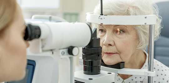 Age Related Eye Problems And How To Treat Them