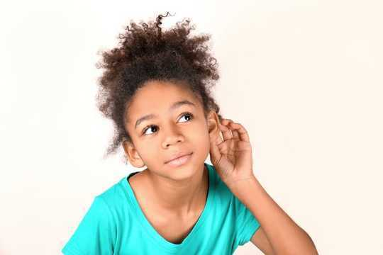 Even Mild Hearing Loss As A Child Can Have Long-term Effects On How The Brain Processes Sound