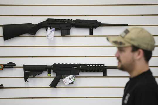 Why Firearm-makers May Finally Decide It's In Their Interest To Help Reduce Gun Violence