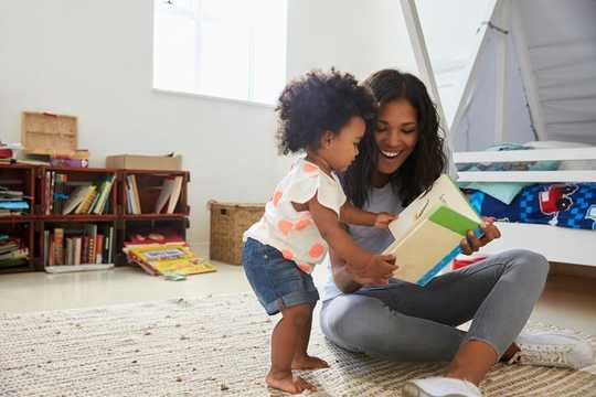How You Could Be Putting Your Child Off Reading