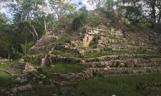 Lettura errata della storia dei cambiamenti climatici e dei Maya