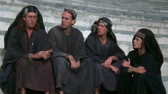 Movie Life Of Brian At 40: een bevestiging van individuele vrijheid die nog steeds resoneert