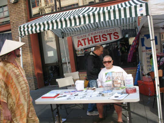 Why Some People Distrust Atheists