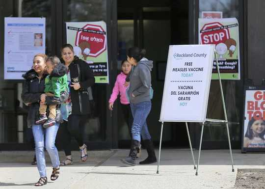Measles Outbreaks Show Legal Challenges Of Balancing Personal Rights And Public Good