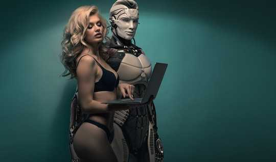 Beyond Sex Robots: Erobotics Explores Erotic Human-machine Interactions