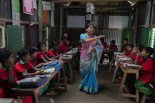 Wat andere landen kunnen de VS leren over het verhogen van leraar betalen