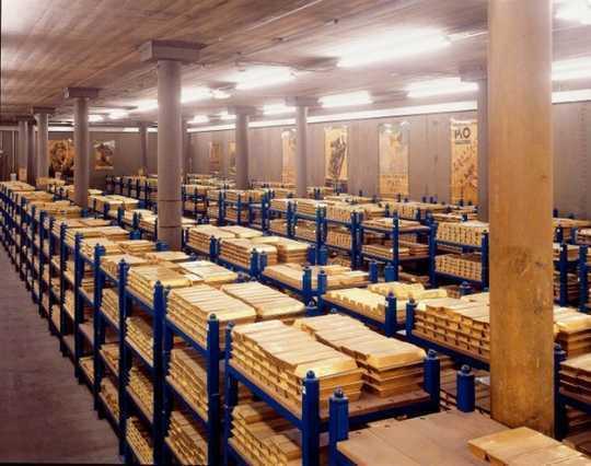 在諾克斯堡的黃金的圖像結果