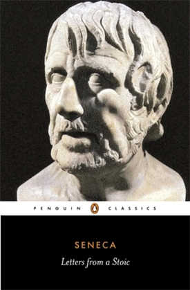 Die Romeinse Stoïsche Seneca (4-65 n.C.), filosoof-raadgewer vir die keiser Nero (wat sou Seneca sê ses stoïstiese wenke vir die oorlewing van die sluiting)
