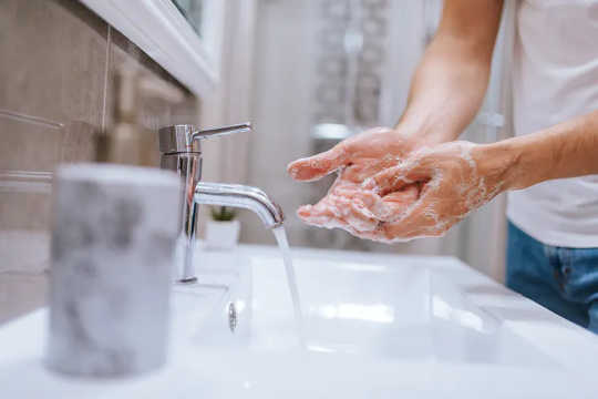 Why Extra Hygiene Precautions  Won't Weaken Our Immune Systems