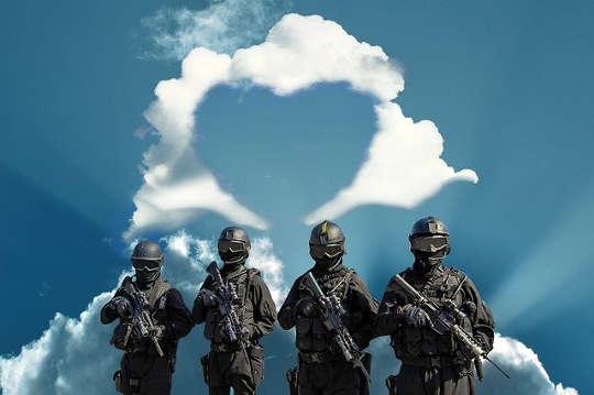 Krieg führen, nicht lieben: Um Krieg zu führen, muss man die Liebe hinter sich lassen