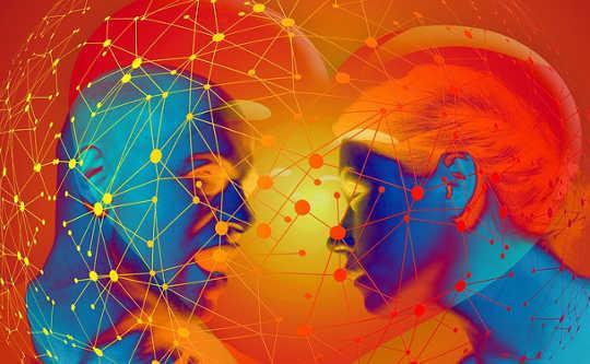 Leer om in die 3-D-wêreld te leef: grense, verhoudings en die invloed van kinderjare te oorkom