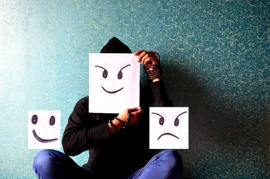 Die verwydering van u masker: is u persoonlikheid u beskermer of boelie?