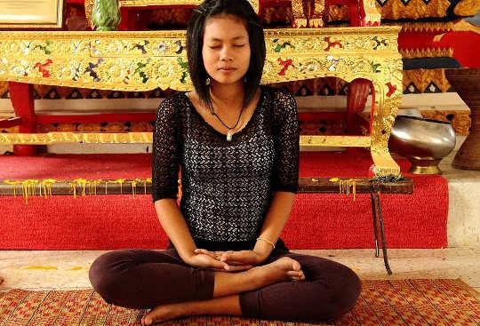 Exercices de respiration Pranayama pour guérir et élever la conscience