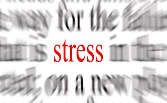 What To Do When Stress Strikes