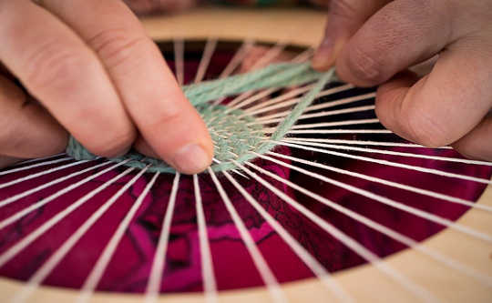 Weaving Peace into the Fabric of Your Daily Life