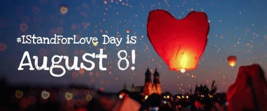 我代表愛的一天,8月XNUMX日