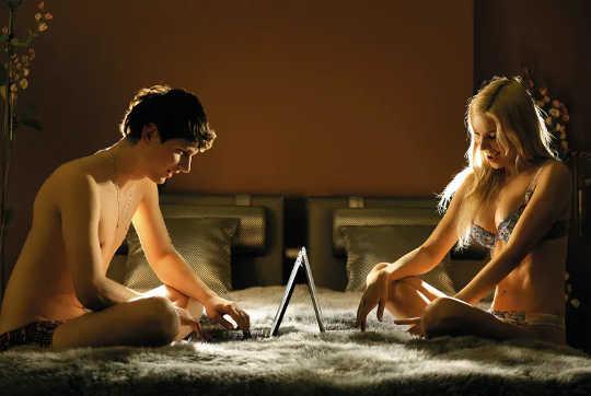 Cybersex, erotisk teknologi og virtuell intimitet er på vei opp