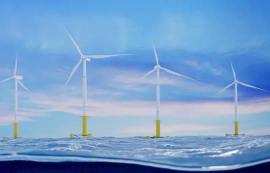 Come rendere i parchi eolici galleggianti il futuro dell'elettricità verde