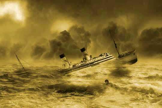 De Titanic biedt tijdloze lessen over overleven in elke situatie