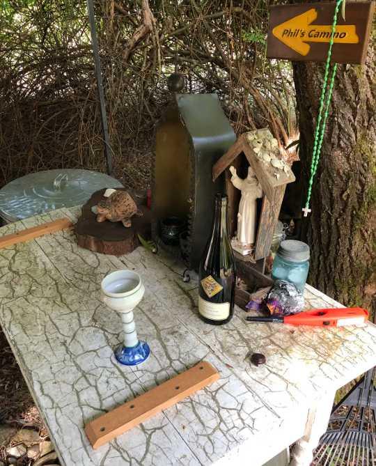 Phil's Camino (a medida que el coronavirus reduce los viajes, las peregrinaciones se convierten en el camino hacia un viaje espiritual)