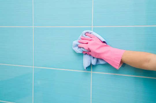 Hur du rengör ditt hus för att förhindra spridning av infektioner