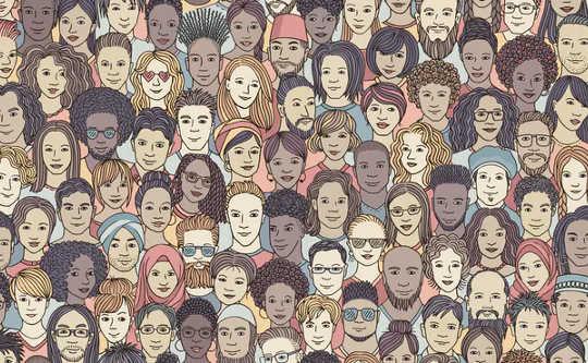 Manusia Tidak Mementingkan Diri - Kita Sebenarnya Berkerjaya Untuk Bekerjasama