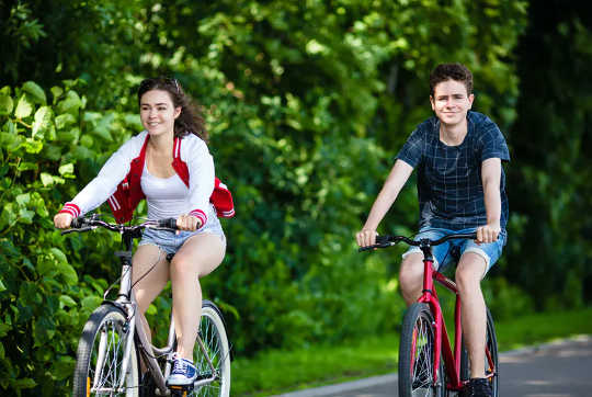 Fitness Levels In Teenagers Linked To Where They Grow Up