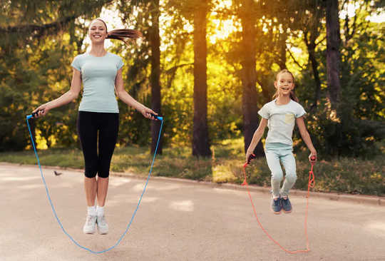 7 Reasons Why Skipping Rope Is So Good For You