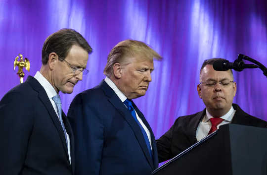 Why Donald Trump Still Appeals To Many Evangelicals