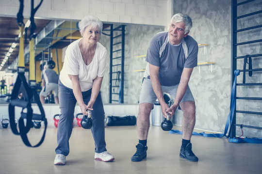 Vitamin C Could Help Older Adults Retain Muscle Mass