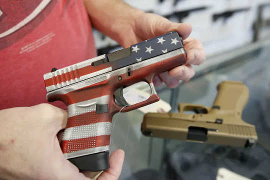 Why Are Americans Buying More Guns Than Ever?
